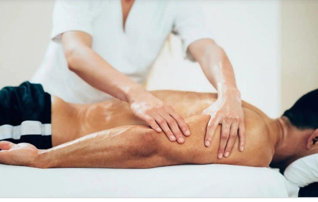 Профессиональный спа и массаж для спортсменов